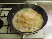 野菜特盛り海鮮ちゃんぽん15