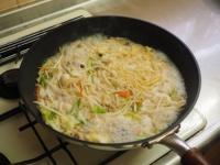 野菜特盛り海鮮ちゃんぽん17