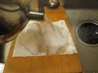 鯛とさざえの刺身、海鮮味噌07