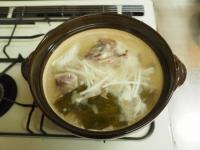 鯛とさざえの刺身、海鮮味噌24