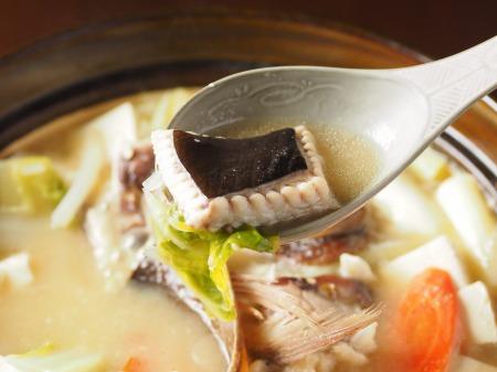 鯛とさざえの刺身、海鮮味噌53