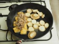 エリンギと豆腐のオイスターソー09