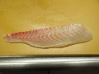 鯛と牡蠣の和風カルパッチョ12