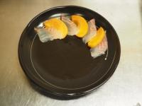 鯛と牡蠣の和風カルパッチョ15