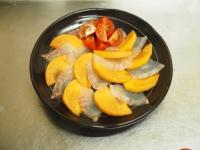 鯛と牡蠣の和風カルパッチョ16
