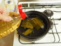 豆腐と水菜のみぞれ鍋06