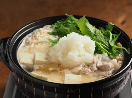 豆腐と水菜のみぞれ鍋25