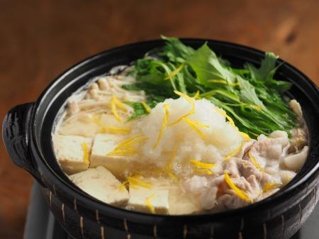 豆腐と水菜のみぞれ鍋28