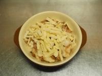 たたき長芋と納豆のグラタン09