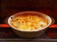たたき長芋と納豆のグラタン11