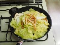 煮込み白菜のあんかけ蕎麦11