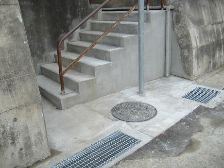 階段復旧20161228