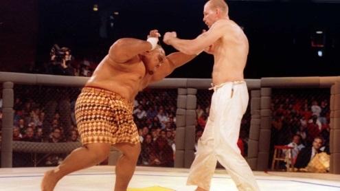 UFC初期