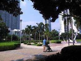 DSC_0039 (3)マンション内公園