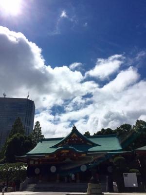 山王日枝神社 2