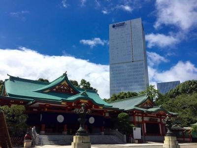 山王日枝神社 3