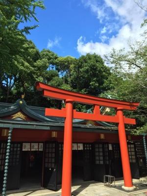 山王日枝神社 5