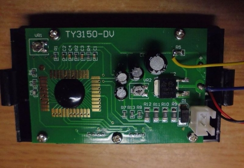 TY3150-DV改造3