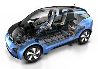 BMW i3もRR