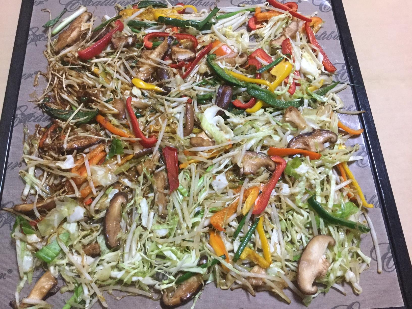20161126ロー野菜いため