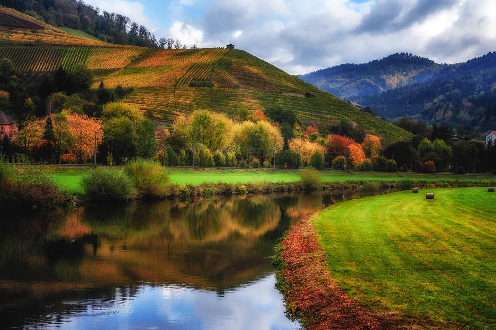 ドイツ風景 by helmuthess