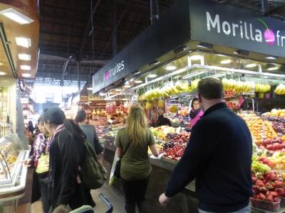サンジョセップ市場 2016 3・23