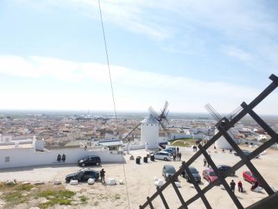 風車から見る街 2016 3・24