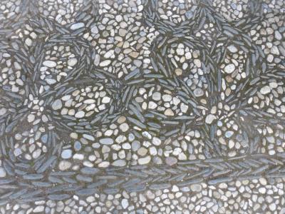 床石① 2016 3・25