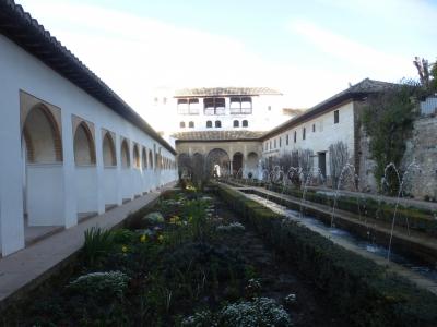 水の庭園 2016 3・25