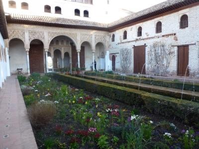 ヘネラリフェ庭園水の 2016 3・25