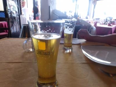 ミハスでビール 2016 3・25