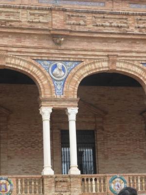スペイン広場装飾① 2016 3・26