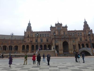 スペイン広場④ 2016 3・26