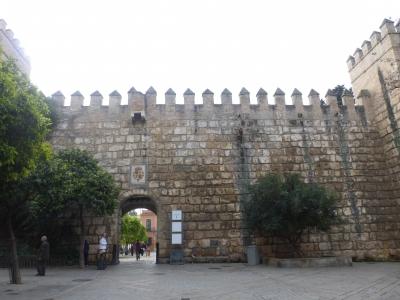 セビーリャ城壁④ 2016 3・26