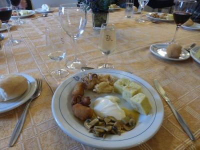 ALMU昼食③ 2016 3・26