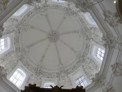 メスキータ礼拝堂⑤ 天井 2016 3・26