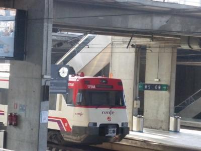 コルトバ駅① 2016 3・26