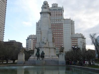 マドリードスペイン広場② 2016 3・27