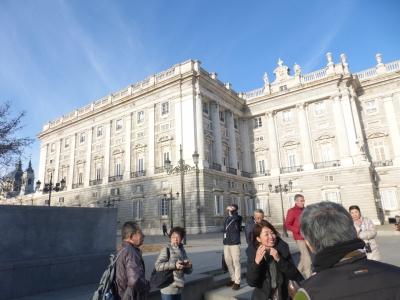 マドリードスペイン広場④ 2016 3・27