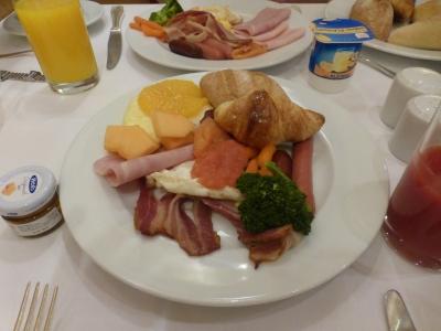 マドリード 朝食② 2016 3・28