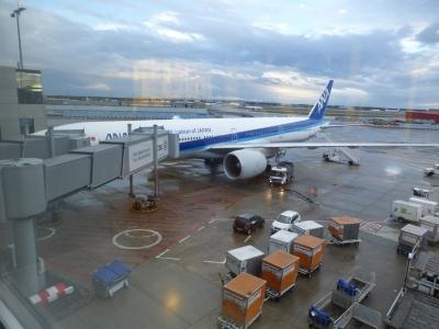 飛行機 ANA 2016 3・29