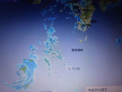 台風16号 2016 9・20