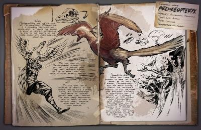 800px-Archaeopteryx_Dossier.jpg