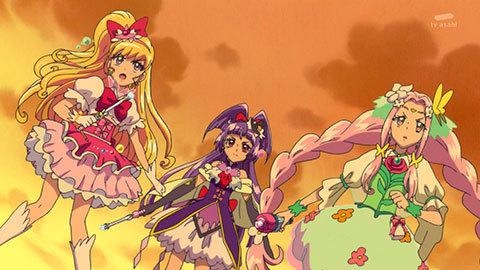 【魔法つかいプリキュア!】第40話「愛情いっぱいのおめでとう!リコの誕生日!」