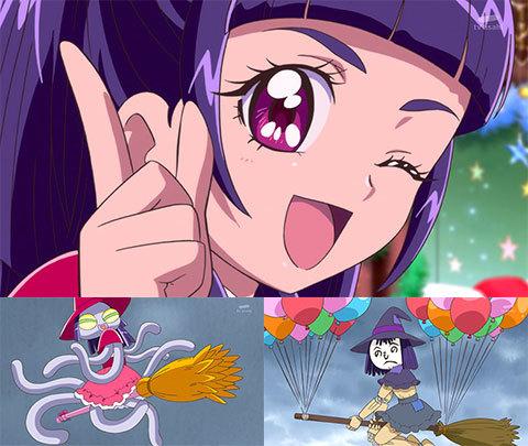 【魔法つかいプリキュア!】第46話「魔法のクリスマス!みらい、サンタになる!?」