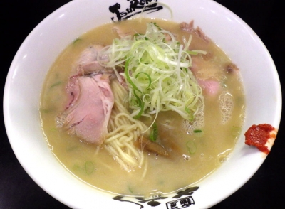 麺屋 丈六 鶏白湯ラーメン