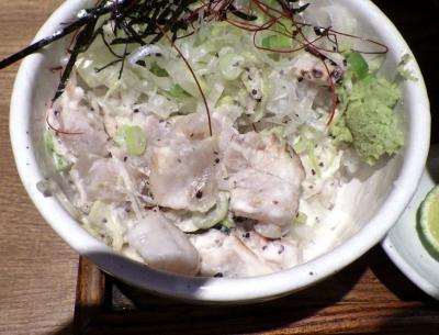 麺と心 7 カジキのマヨ丼