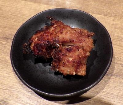 麺と心 7 から揚げ(2016年4月)