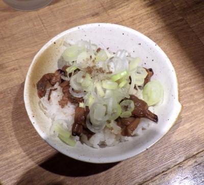 麺と心 7 魚貝味噌MAZESOBA ~貝出汁FEVER~(深川あさり〆めし)