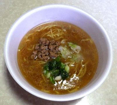 10/10発売 マルちゃん 正麺 カップ スープの極み 濃厚味噌(できあがり)